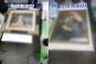 Zeci de tablouri furate din Belgia găsite într-o locuință din București
