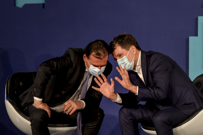 A cazut Șandra-maua Madalinei Hristu pe capul lui Nicușor Dan. Favorita lui Ludovic Orban plasata ca directoare in Primaria Capitalei