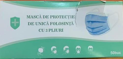 Alerte pentru alte trei tipuri de măști de protecție neconforme depistate în România. Toate sunt fabricate în China