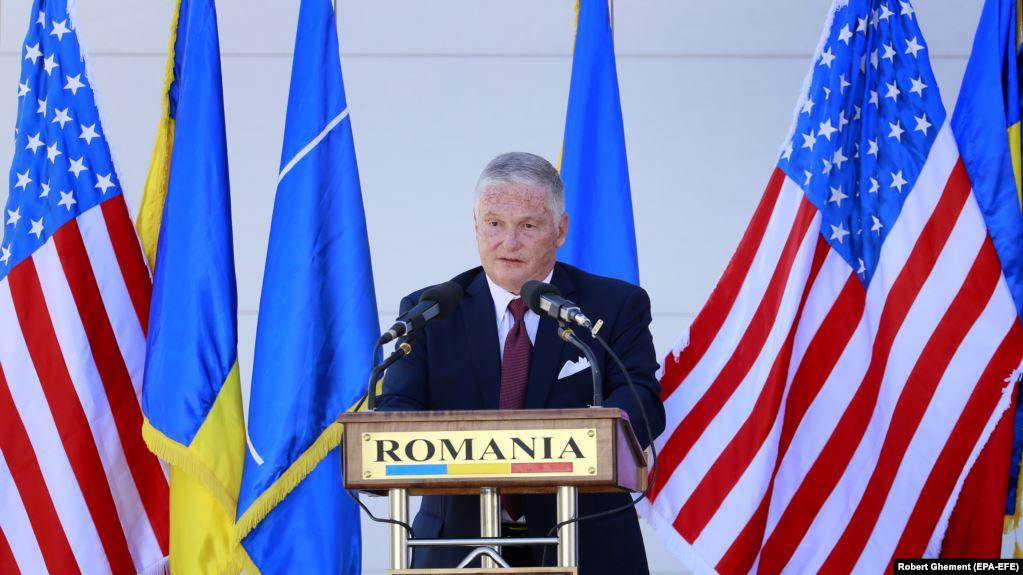 Ambasadorul SUA, Adrian Zuckerman, își încheie mandatul în România