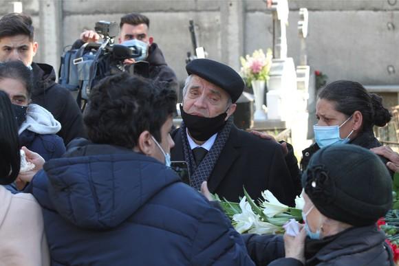 """Aurel Pădureanu la moartea Corneliei Catanga: """"Avea premonitii. Știa că nu mai apucă Paștele!"""""""