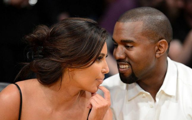 Bomba-bombelor! Kim Kardashian divorţează de Kanye West
