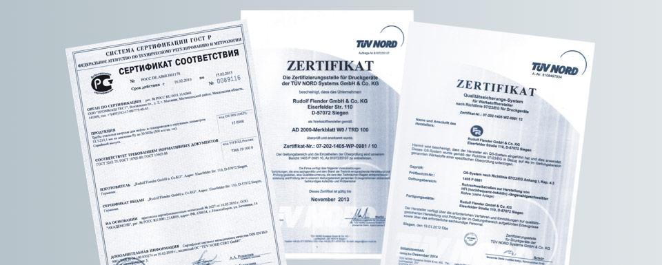 Care sunt principalele tipuri de certificari ISO?