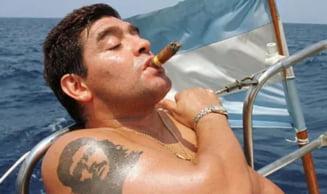 Ce au descoperit doctorii la autopsie despre cauzele mortii lui Maradona