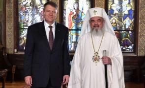 Ce au discutat de fapt Patriarhul Daniel și Klaus Iohannis. Administratia prezidentiala spulberă speculatiile