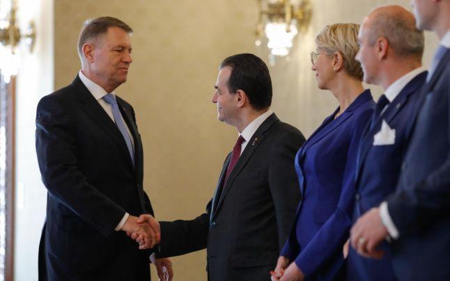 Ce le-a transmis Iohannis liderilor PNL în spatele uşilor închise