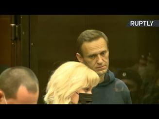 CEDO a dispus eliberarea de indata a lui Aleksei Navilnii invocand riscuri la adresa vietii acestuia