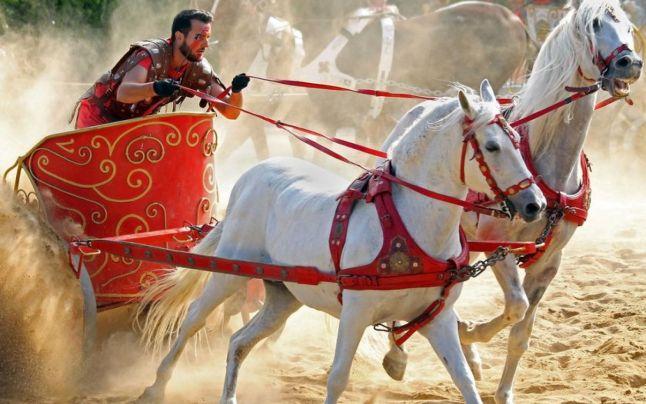 Cel mai bogat sportiv al tuturor timpurilor provine din Roma Antică. Câştiga mai mult decât Michael Jordan şi Cristiano Ronaldo la un loc!