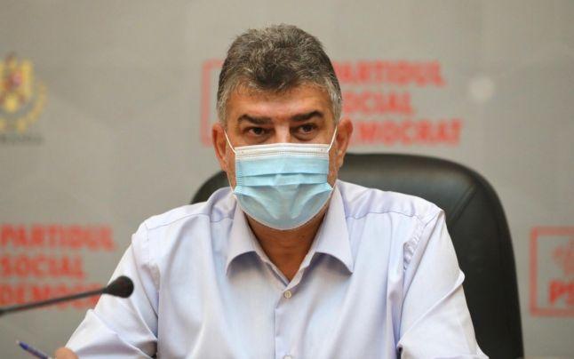 """Ciolacu îl acuză pe Iohannis că """"doarme neîntors"""": """"Dar pentru ţară ce faceţi incompetenţilor?"""""""