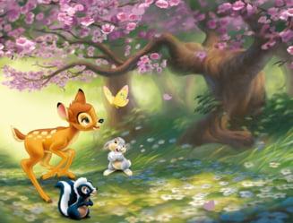 """Condamnat sa se uite timp de un an la filmul """"Bambi"""". Un braconier din SUA a ucis sute de caprioare"""