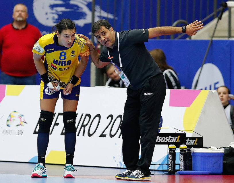 Cristina Neagu Echipa Ideal Campionatului European Handbal Feminin Campionatul