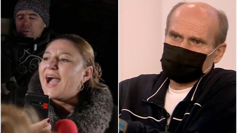 """CTP: Doamna """"Ciocioacă"""", această """"amică a poporului"""", se năpustește asupra agentului de pază de la M. Nasta. E amenințare de tip mafiot"""