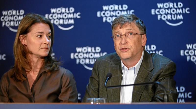 De ce divorțează Melinda Gates de Bill Gates si cine a inceput scandalul