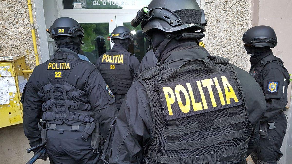 Desant al polițiștilor în Primăria Capitalei. Se ridică documente. Construcții ilegale