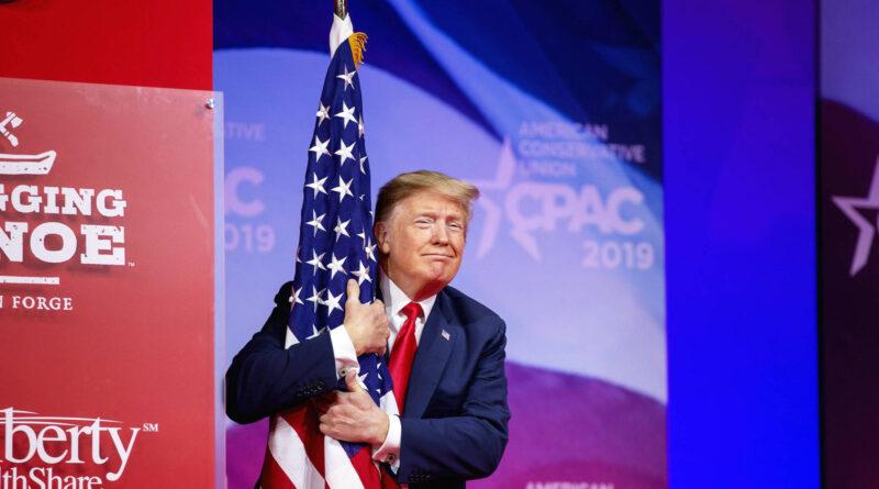 """Donald Trump: """"Mişcarea noastră de patrioţi americani mândri abia începe şi vom câştiga!"""""""