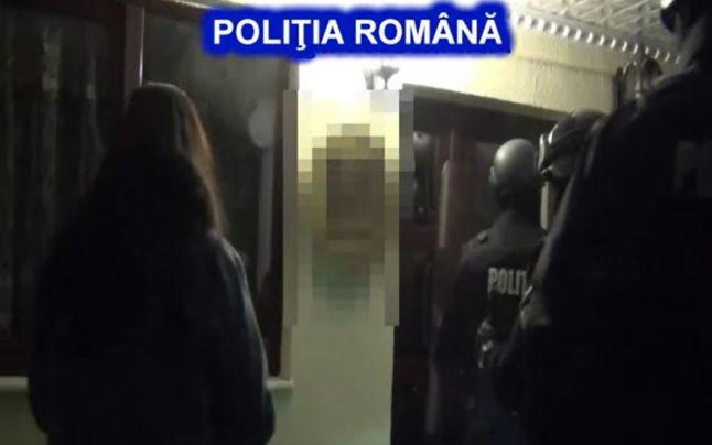 Două copile şi o femeie, forţate să se prostitueze de mai mulţi proxeneţi din Argeş care traficau şi droguri