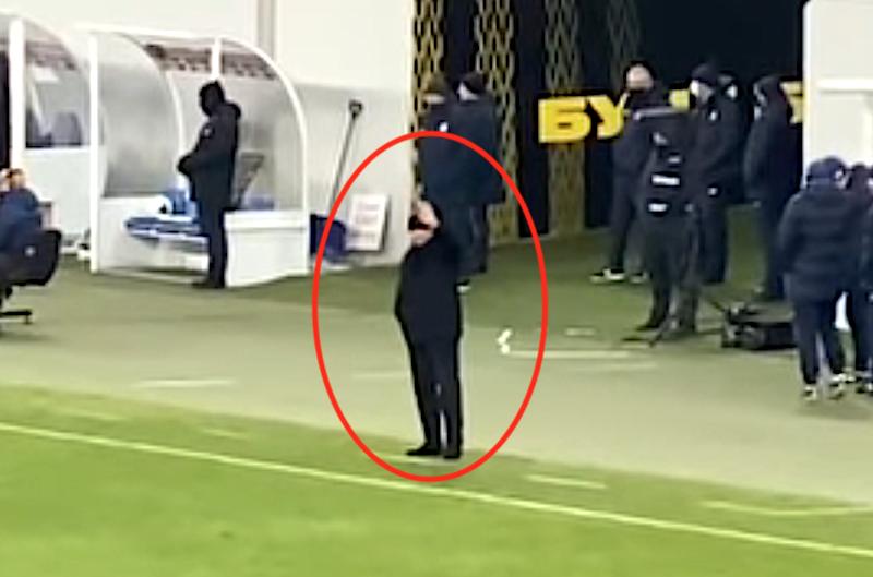 Fanii lui Dinamo Kiev i-au cerut demisia lui Mircea Lucescu dar antrenorul roman a facut imediat liniste cu o reactie geniala!