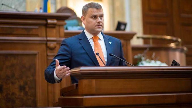 """George Stângă: """"La Galați, PSD nu se dezminte când vine vorba de împărțirea banului public!"""""""