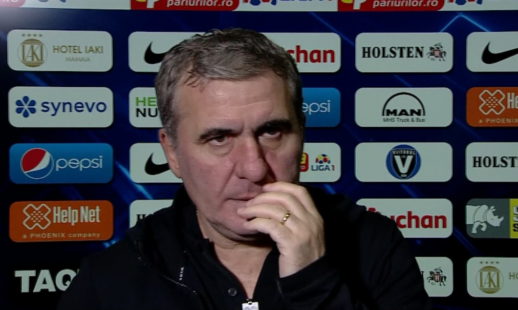 Gică Hagi, perplex după ce un jucător de la Viitorul a refuzat un transfer în Italia