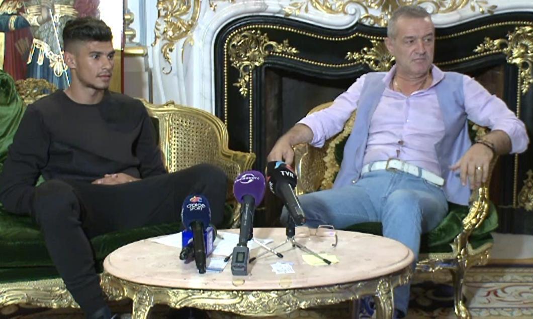 """Gigi Becali dă ultimele detalii despre situaţia lui Florinel Coman: """"Se poate să-i dea pușcărie 1, 2, 3 ani, e adevărat!"""""""