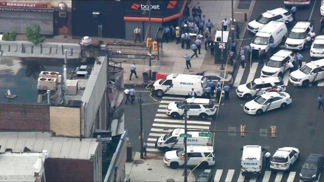 Incident armat în Philadelphia: Șapte persoane au fost împușcate
