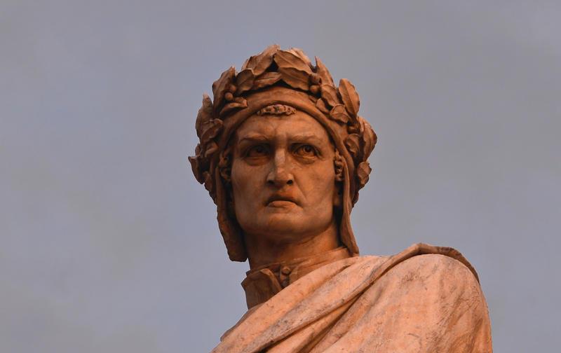 Infernal! Juriștii italieni vor reexamina procesul lui Dante la 700 de ani după ce acesta a fost exilat