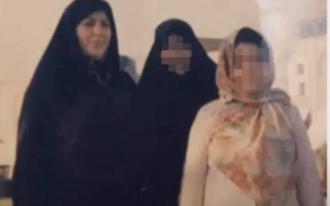 Intalnirea femeii iraniene