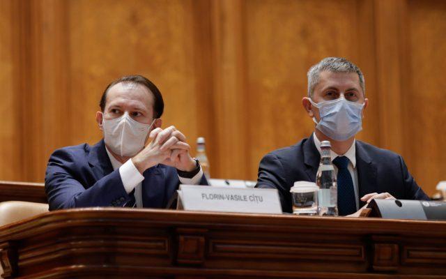 LISTA completă a prefecților și subprefecților USR-PLUS semnată de Florin Cîțu