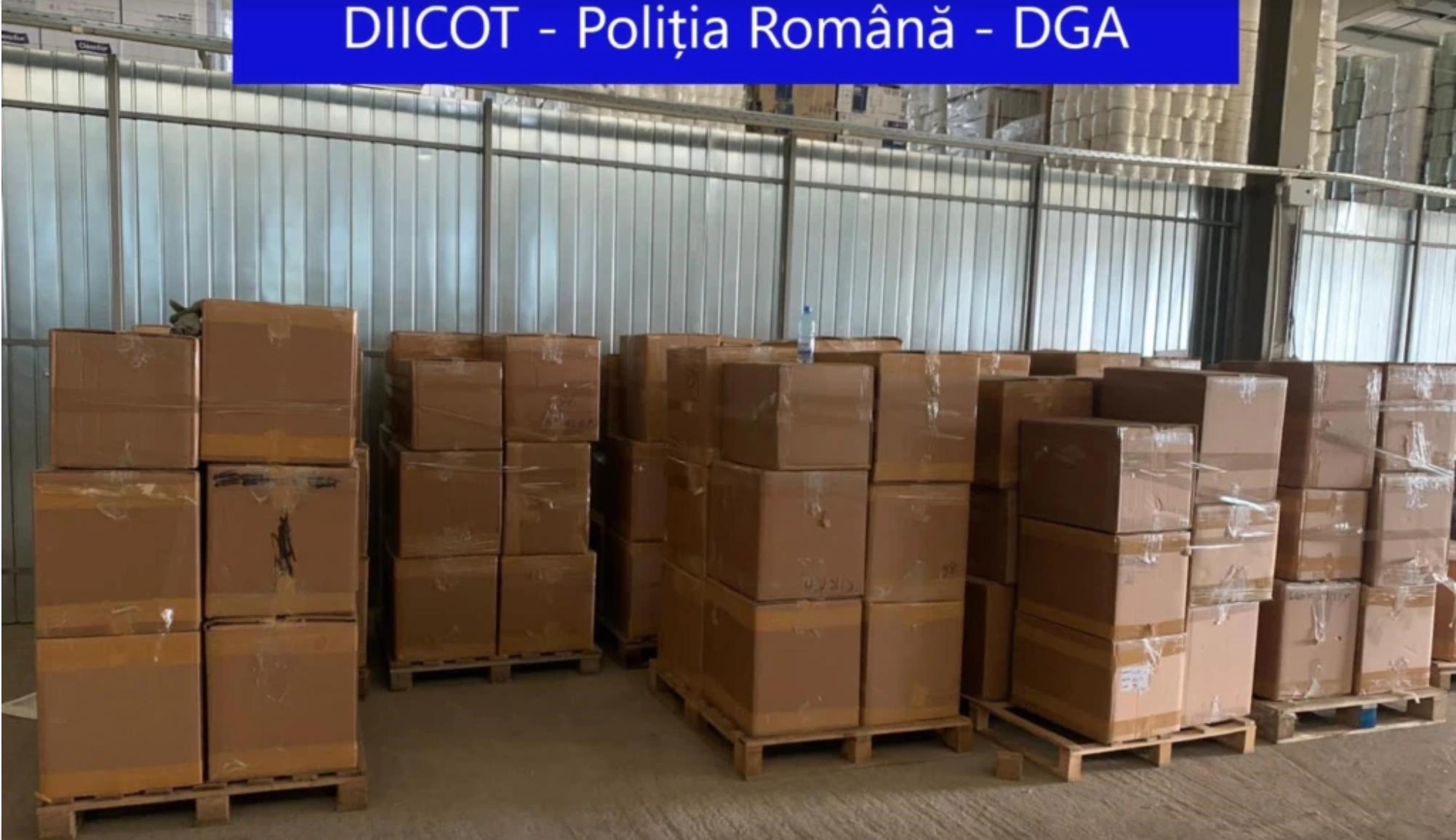 Lovitura DGA la contrabanda cu parfumuri. Cum opera rețeaua de falsuri din Portul Constanța sub protectia vamesilor si politistilor
