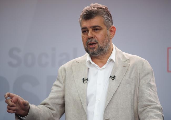 Marcel Ciolacu, atac fără precedent la adresa lui Klaus Iohannis: Minte din nou!