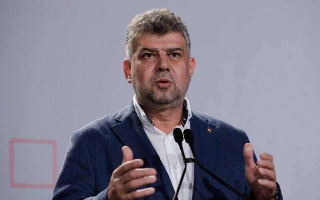 """Marcel Ciolacu crede că a fost pus la conducerea guvernului """"cel mai mare gropar al României"""""""