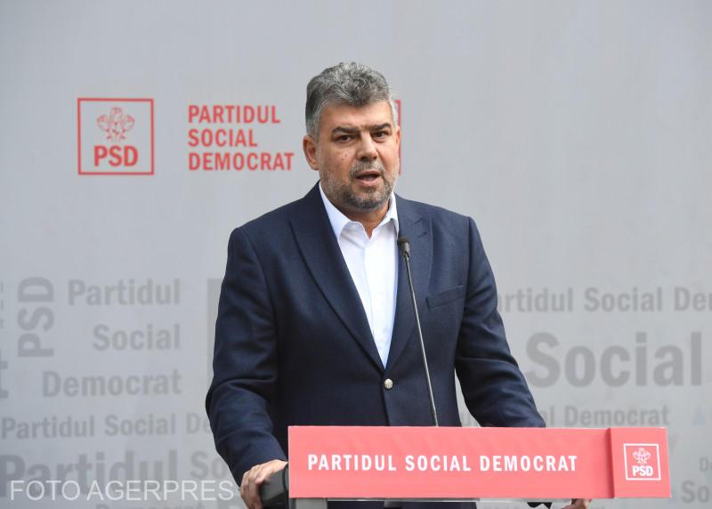 """Marcel Ciolacu: """"Nicio funcţie din Parlament nu va fi ocupată de cineva din conducerea PSD"""""""