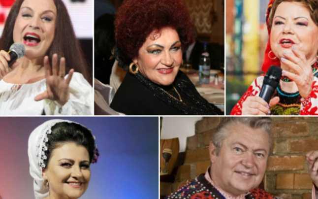Muzica populară e un butoi cu pulbere! Cinci mari cântăreţi au ajuns la o explozie de jigniri, bârfe şi replici scandaloase