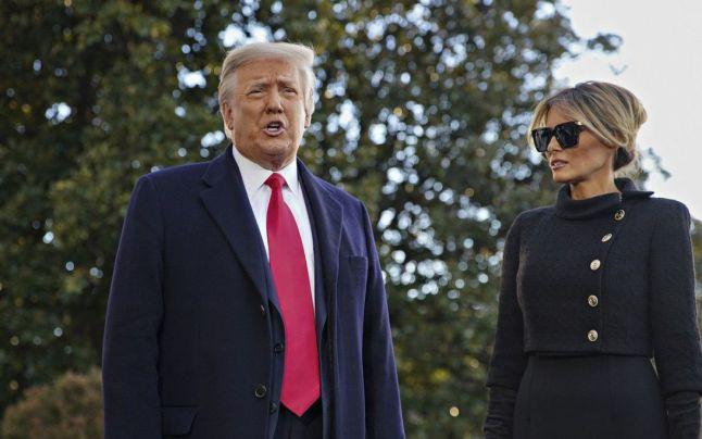 Obiceiul care îl ţine pe Donald Trump departe de dormitorul superbei Melania