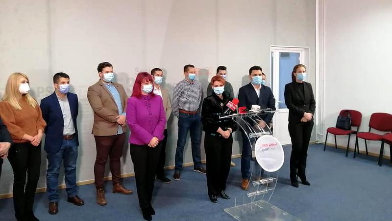 Organizația Pro România Craiova a trecut la PSD