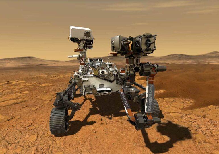 Oxigen pe Marte! Roverul Perseverance a produs o premieră istorică pe Planeta Roșie