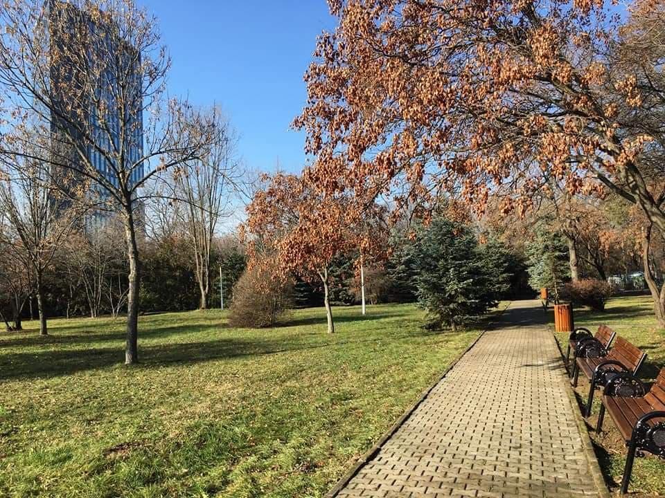 """Parcul Elisabeta Rizea - """"cadoul"""" oferit bucureștenilor de Clotilde Armand se află într-un grav litigiu"""