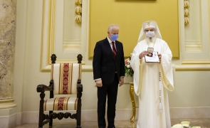 Patriarhul Daniel a fost mințit de Guvern chiar de ziua lui
