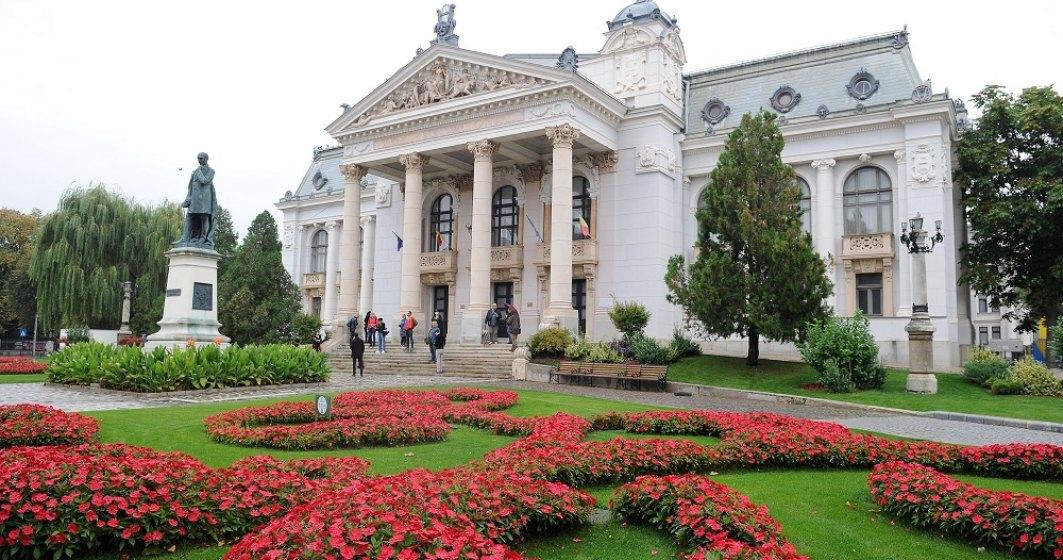 Percheziții la Opera Națională Iași într-un dosar de fals şi delapidare
