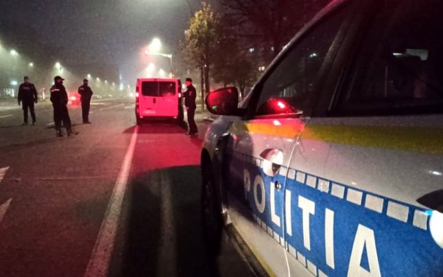 Poliţist în vârstă de 29 de ani, găsit în maşină, împuşcat în cap