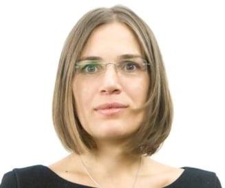 Politista Irina Alexe (USR PLUS) cu pensie speciala la 42 de ani a fost numita secretar de stat la Interne