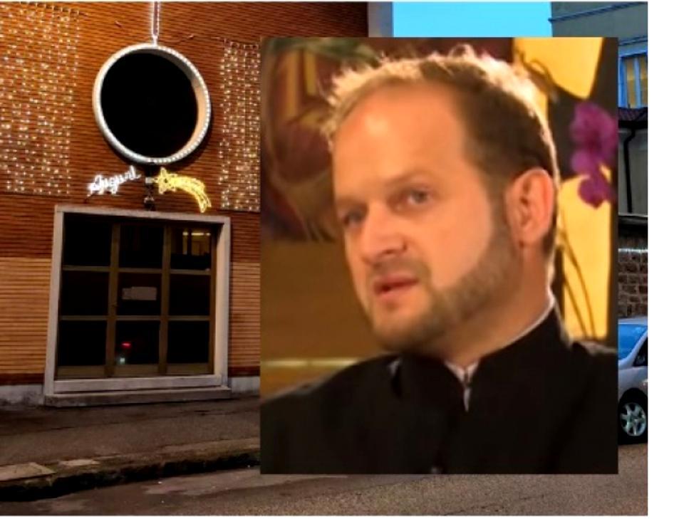 Preot român din Italia arestat pentru hărțuire sexuală. Bărbatul teroriza vânzătoarele dintr-un magazin