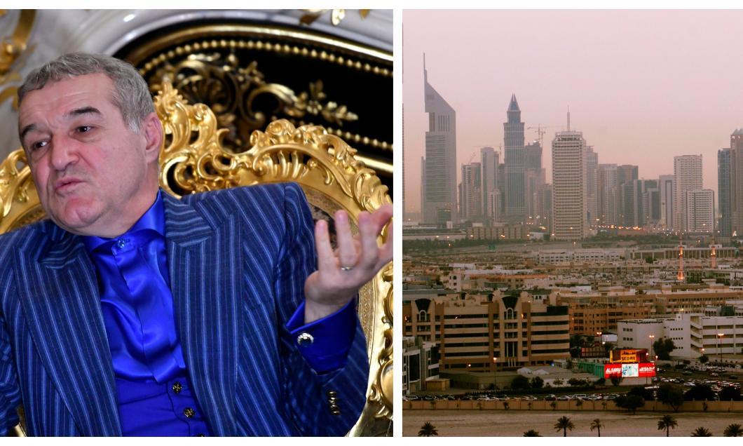 """Presa din străinătate îl acuză pe Gigi Becali că ascunde la Dubai un miliardar fugar. Legătura cu """"omul Kremlinului în Grecia"""""""