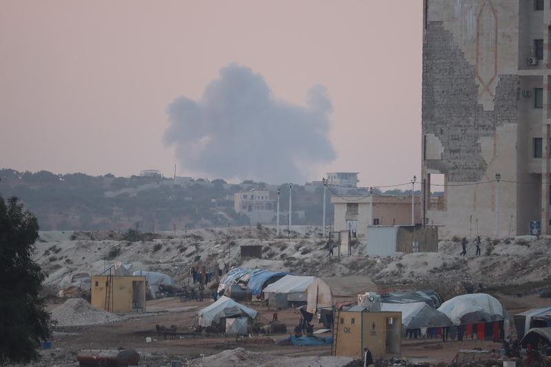 Prima operațiune militară a Administrației Biden: Armata a lovit milițiile pro-iraniene la frontiera Siriei cu Irakul