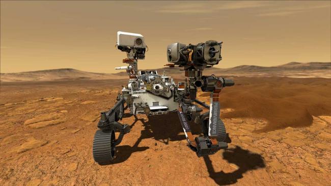 Primul oraş pe Marte care va găzdui 250.000 de oameni. Va fi construit pe verticală şi nu pe orizontală