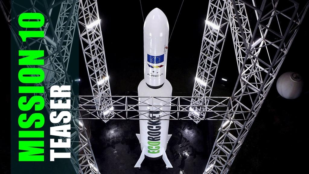 Primul satelit romanesc va fi lansat in doua luni cu ajutorul unei eco-rachete