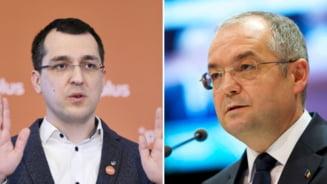 "Razboiul Boc-Voiculescu. ""O sfidare a administratiilor locale. Ministerul Sanatatii nu ne poate trata ca pe o Cenusareasa"""