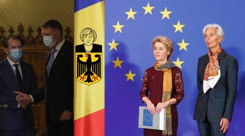 România este pracic în colaps economic: Klaus Iohannis și Guvernul Cîțu pregătesc terenul pentru Troika CE-FMI-BCE