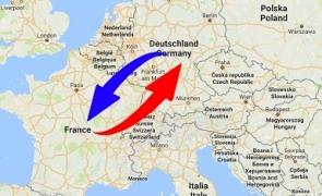 Scandal între Franţa şi Germania din cauza restricţiilor de la frontieră. Spațiul Schengen mai există doar pe hârtie!