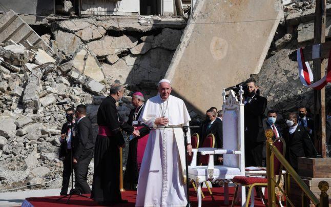 Simbolismul din spatele vizitei Papei Francisc în Irak